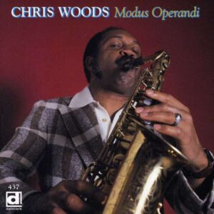 Modus Operandi - Chris Woods