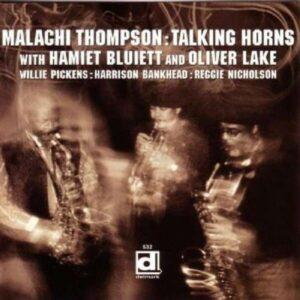 Talking Horns - Malachi Thompson