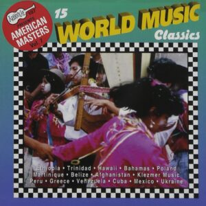 American Masters Vol.7 - Various Artists World Music Classics
