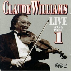 Live At J's Vol.1 - Claude Williams