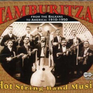 Hot String Band Music  2 Cd - Various Artists Tamburitza !