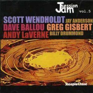 Jam Session Vol. 5 - Scott Wendholt