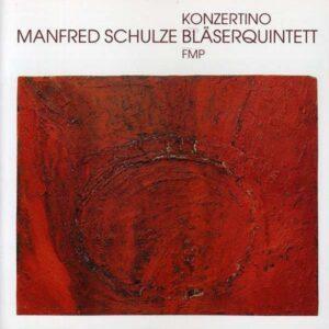 Konzertino - Manfred Schulze Blaeserquintet