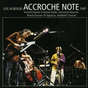Live In Berlin - Accroche Note