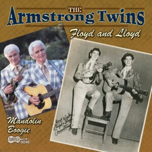 The Armstrong Twins – Mandolin Boogie