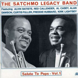Tha Satchmo Lagacy Band