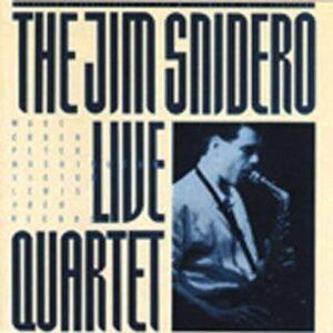 Jim Snidero Quartet - Live
