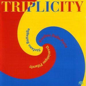 Stefano Battaglia - Triplicity