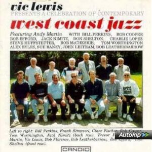 West Coast All Stars - A Celebration Of West Coast Jazz