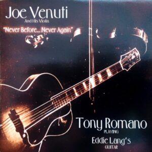 Joe Venuti - Never Before… Never Again