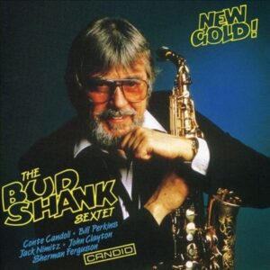 Bud Shank - New Gold