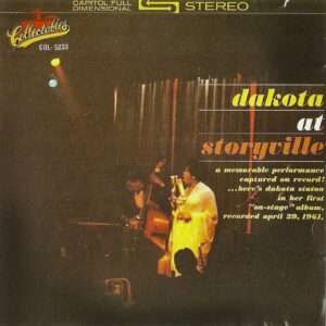 Dakota Staton - At Storyville