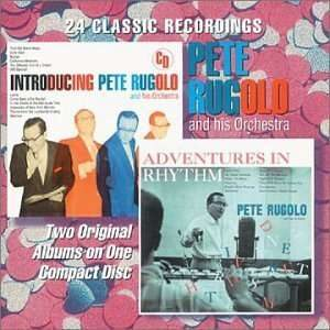 Pete Rugolo - Introducing - Adventures In Rhythm