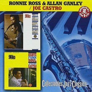 Ronnie Ross & Ganley - Jazz Makers / Groove Funk Soul
