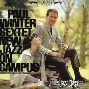Paul Winter - New Jazz On Campus