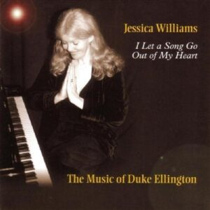 Jessica Williams Solo Piano - I Let A Song Go Out Of My Heart