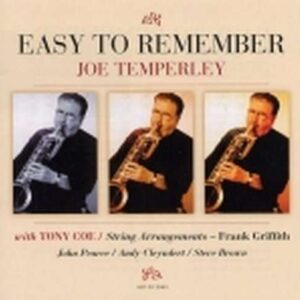 Joe Temperley - Easy To Remember