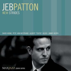 Jeb Patton - New Strides