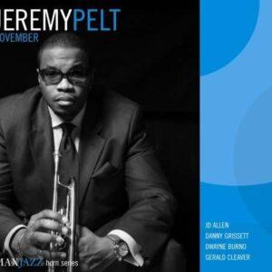 Jeremy Pelt - November
