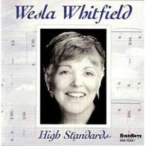 Weslia Whitfield - High Standards
