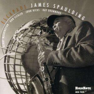James Spaulding - Escapade