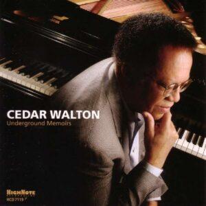 Cedar Walton Solo Piano - Underground Memoirs