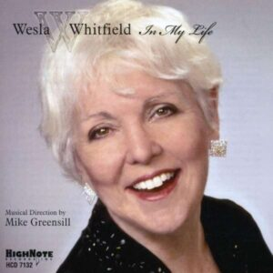 Wesla Whitfield - In My Life