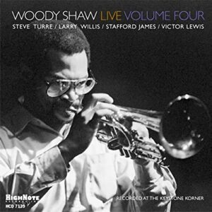 Woody Shaw - Live Volume Four