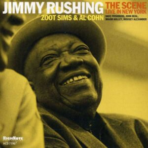 John Rushing Feat Zoot Sims - The Scene / Live In New York