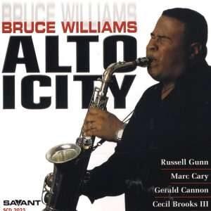 Bruce Williams - Altoicity