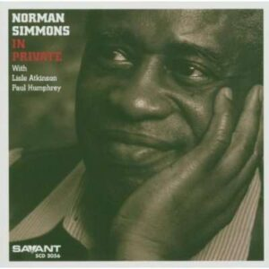 Norman Simmons Trio - In Private