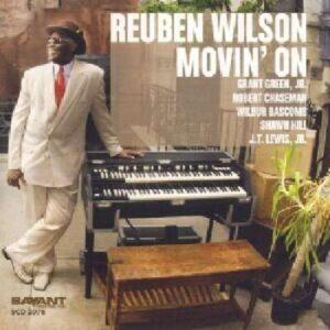 Reuben Wilson - Movin'On