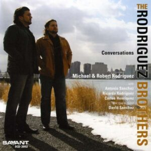 Michael Rodriguez Brothers - Conversations