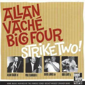 Allan Vache - Strike Two