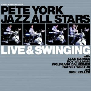 Pete York Jazz All Stars - Live & Swinging
