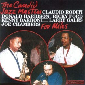 The Candid Jazz Masters - For Miles