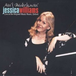 Jessica Williams Solo Piano - Ain't Misbehavin