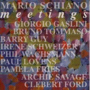 Mario Schiano - Meetings