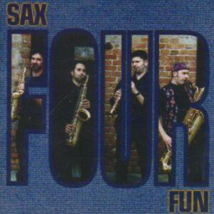 Say Pinn - Sax Four Fun