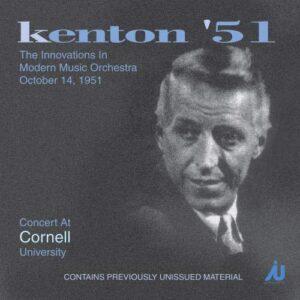 Stan Kenton - Concert Cornell University 1951
