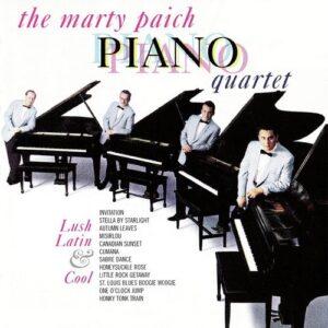 Marty Paich - Piano Quartet