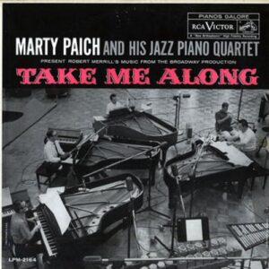 Marty Paich & His Jazz Piano Quartet - Take Me Alone