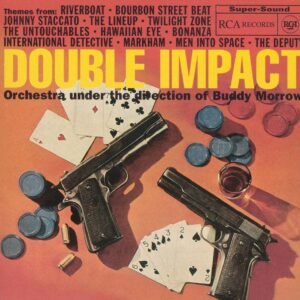Buddy Morrow & His Orchestra - Double Impact