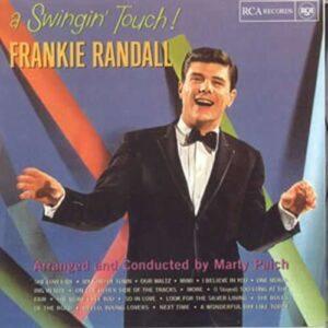 Frankie Randall - A Swingin' Touch