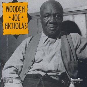 Joe Nicholas - Wooden