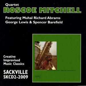 Roscoe Mitchell - Quartet
