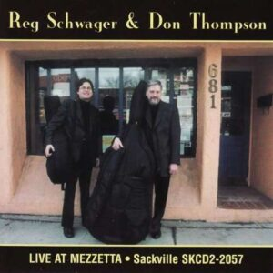 Reg Schwager - Live At Mezzetta