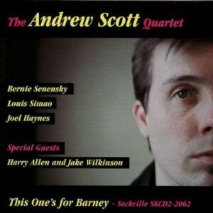 Andrew Scott - This One's For Barney