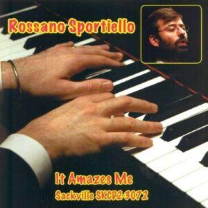 Rossano Sportiello - It Amazes Me