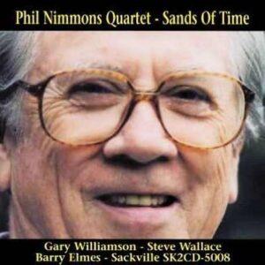 Phil Nimmons Quartet - Sands Of Time